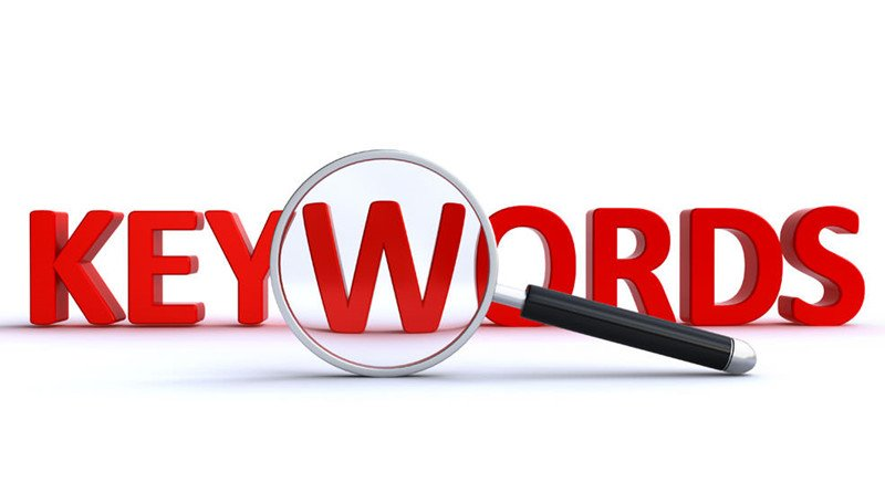 Guide in Choosing the Right Keywords