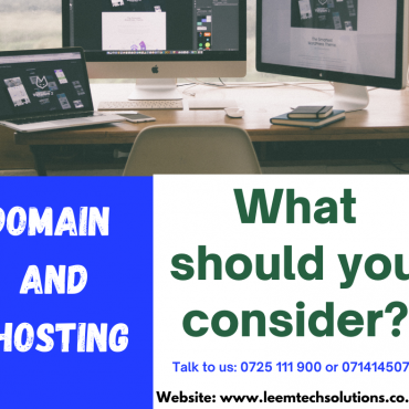 Planning to purchase a domain and hosting? Please read this